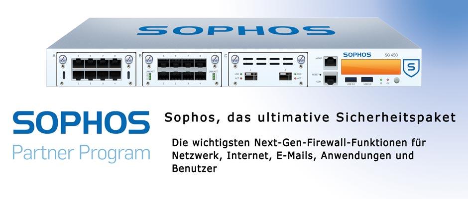 Sophos SG 450